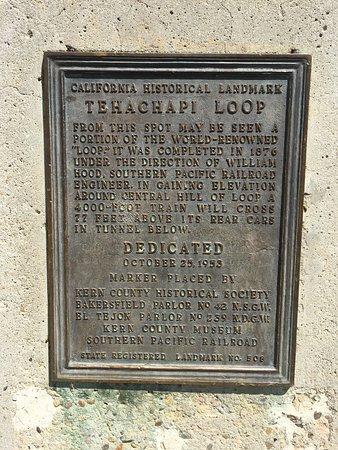 Tehachapi Loop照片