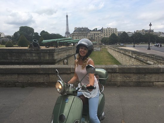 Paris by Scooter: Amazing!!