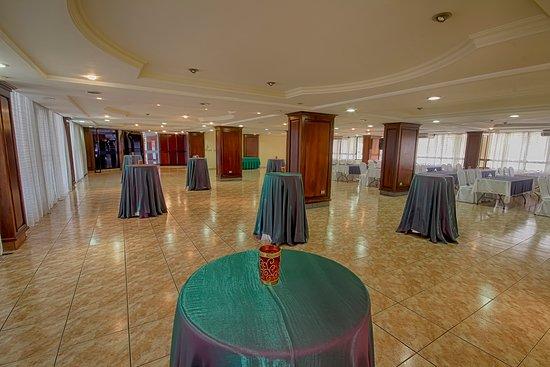 Florencia Plaza Hotel : Salones de eventos