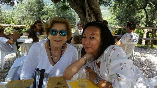 Sesto Fiorentino, Włochy: In giardino