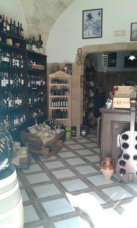 San Foca, อิตาลี: Enoteca Re Divino