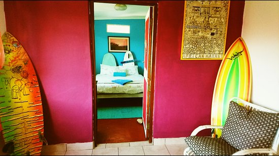 Umzumbe, Sydafrika: Sun surf private double room
