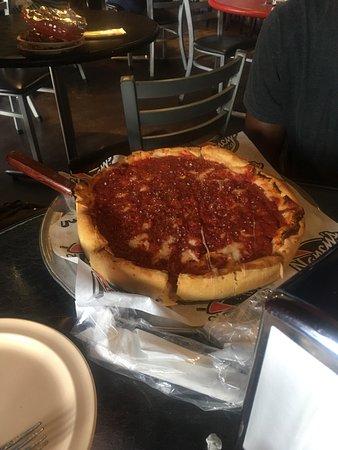 Chicago's Nancy's Pizza: photo0.jpg