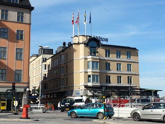 Hilton Stockholm Slussen-billede