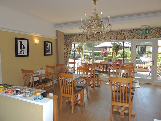 Marine Court Hotel: Dining Room