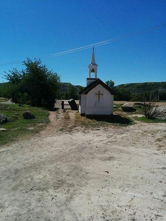 Little Church: Backview
