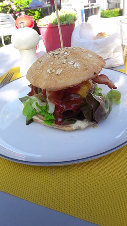 Achern, Tyskland: Malerhaus Burger