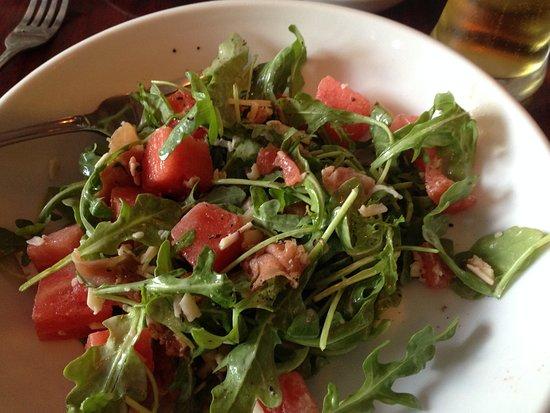 Weaverville, NC: Watermelon Salad