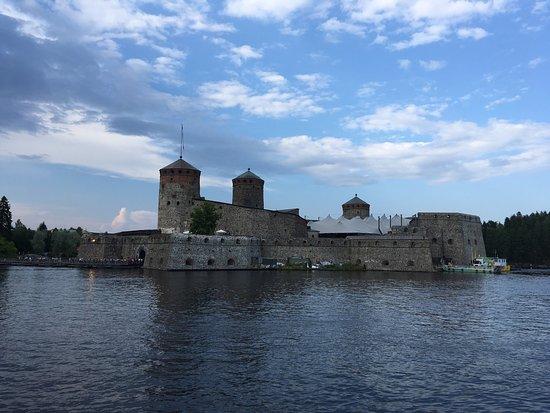 Savonlinna, Finlândia: Views from cruise