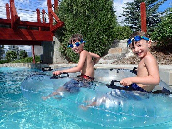 Splash Montana: Riding the lazy river