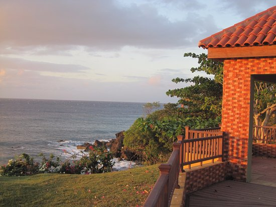 El Faro Lighthouse: Nice view from one of the Miradors