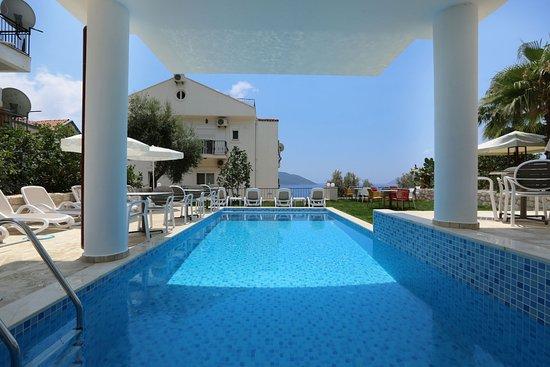 Payam hotel bewertungen fotos preisvergleich kas for Swimming pool preisvergleich