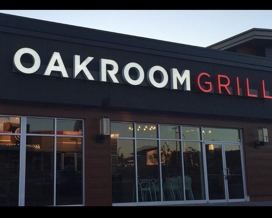 Prince George, Canada: Oakroom Grill