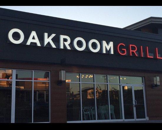 Prince George, Kanada: Oakroom Grill