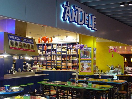 Photo of Mexican Restaurant Andele L'Illa Diagonal at Avenida Diagonal, 557, Barcelona 08029, Spain