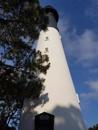 Saint Helena Island, SC: Hunting Island Lighthouse