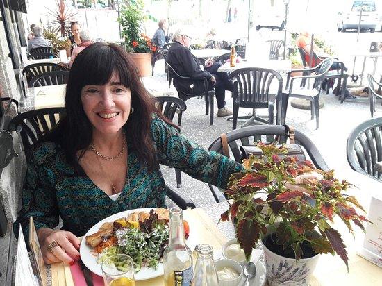 Gasthaus Pluspunkt: Almoço Delicioso em Brunnen
