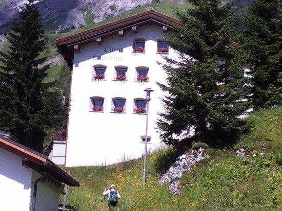 Stuben, Austria: però si arriva anche in auto!