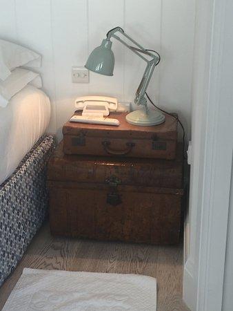 Trevose Harbour House: Schlafzimmer...