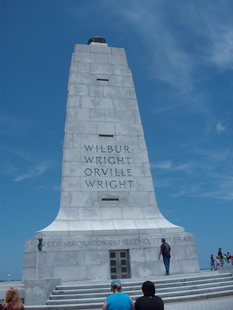 Kill Devil Hills, NC: Largest Memorial in the USA