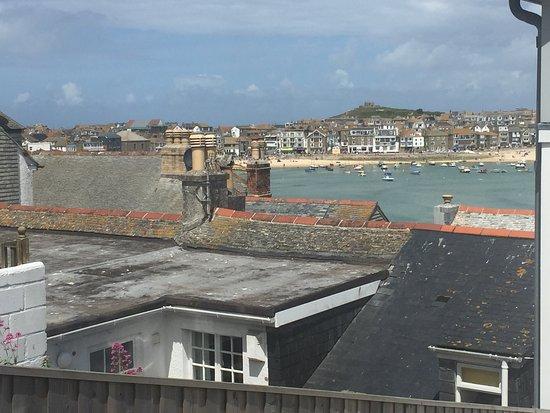Trevose Harbour House: zum Hafen in St. Ives