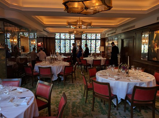 The Ivy Private Dining Room Upstairs