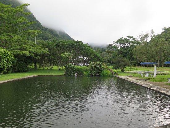 Piscina con agua natural del rio picture of hotel campestre el valle de anton tripadvisor - Piscinas en el valle ...