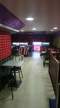 Villeurbanne, Frankrike: Baraka Restaurant