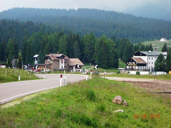 Obereggen, İtalya: Lavazè Pass