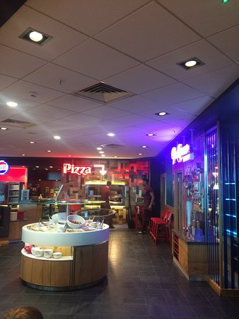 Pizza Hut Southampton Unit R6 Food Terrace Level West