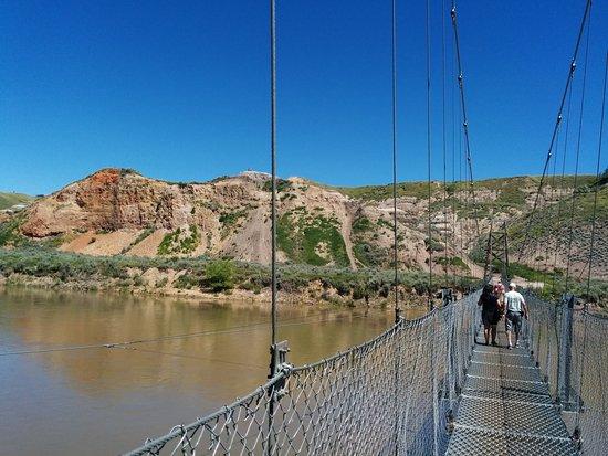 罗斯黛尔吊桥