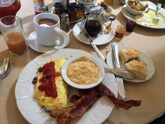 Gastonian: Morning Breakfast