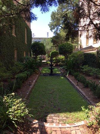 Gastonian: garden