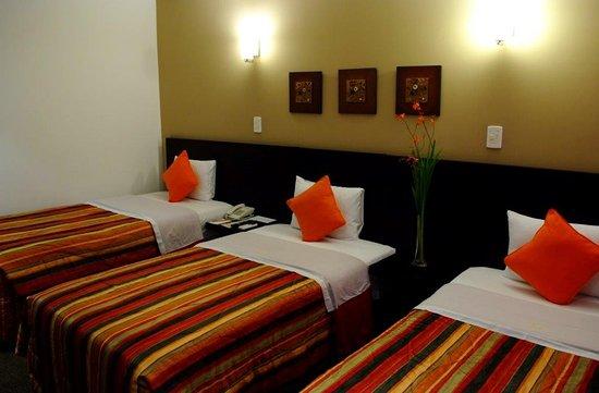 Habitat Hotel : Triple Room