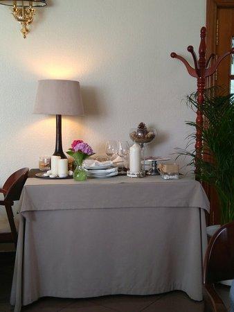 Suesa, Espagne : Restaurante Sinfo