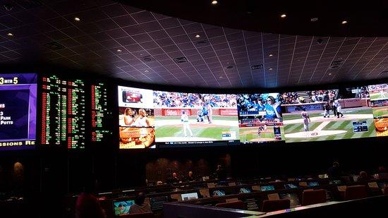 Palms Casino Resort: Sportsbook