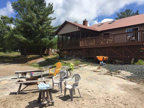 lacloche lake camp cottage reviews massey ontario canada rh tripadvisor com