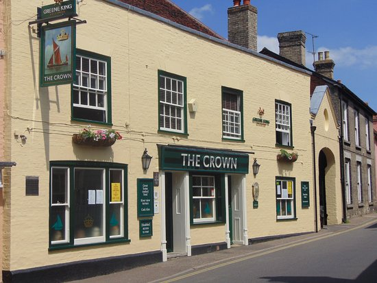 Image result for the crown at manningtree