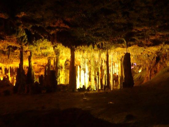 Cuevas dels Hams : Interior das Grutas