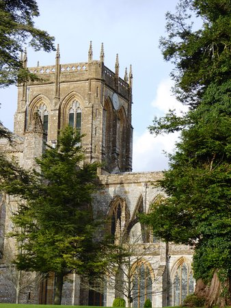 Milton Abbas, UK : The Tower