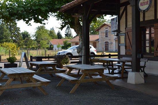 Tosse, Francja: Terrasse 2