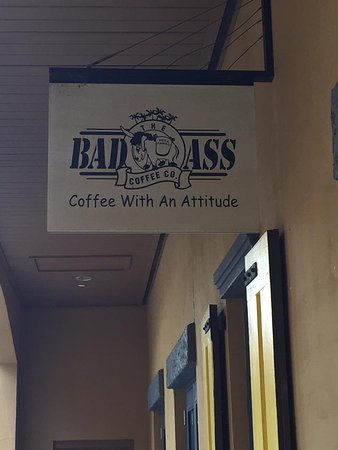 Bad Ass Coffee: Mmmm!