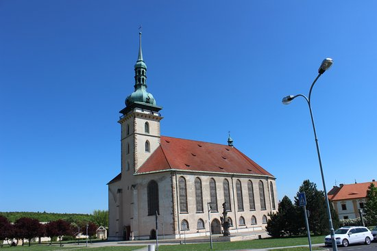 Church of the Assumption of the Virgin Mary (Most)