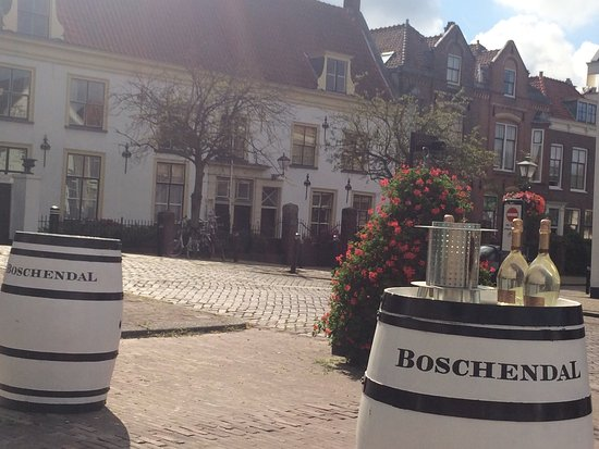 Voorburg, Países Bajos: Restaurant Bernard