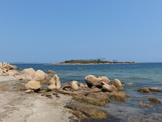 Spiaggia Saline