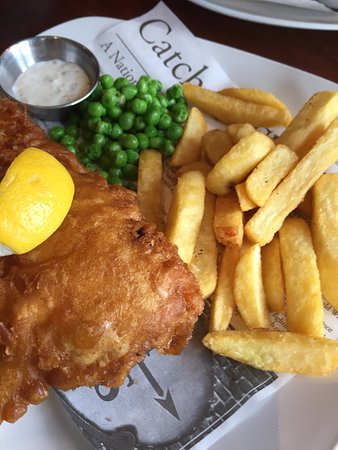 Norwood Arms: Cod & Chips