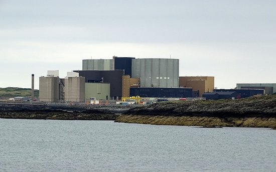Cemaes Bay, UK: Wylfa Nuclear Power Station
