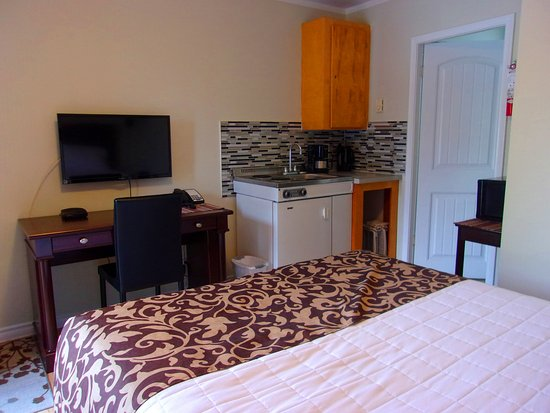 Cranbrook, Canadá: All rooms have cable and wifi