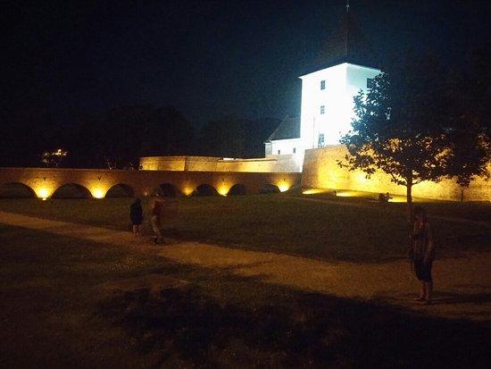 Nádasdy Ferenc Museum : Sarvar Nadasdy Castle