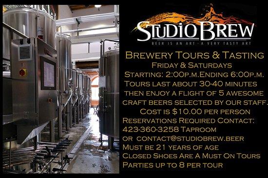Bristol, VA: Brewery Tours
